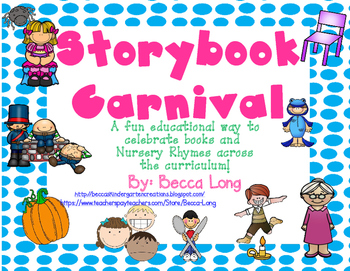 Storybook Carnival - A Celebration of Books and etc.