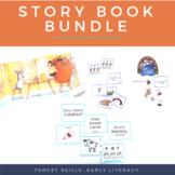 Literacy Block Activities - Storybook Unit Bundle