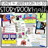 Storybook Math Kindergarten Unit 4 OVERVIEW
