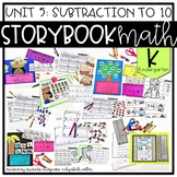 Storybook Math Kindergarten Unit 5 OVERVIEW