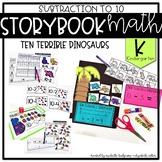 Storybook Math Subtraction to 10 (Kindergarten): Ten Terri