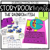 Storybook Math Subtraction to 20 (First Grade): The Rainbow Fish