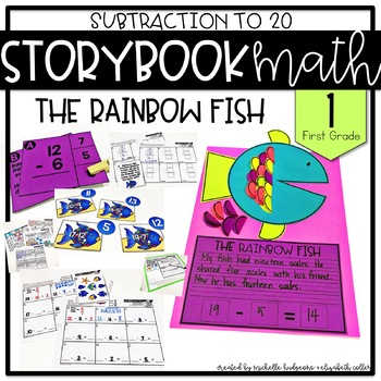 Rainbow Fish Craftivity Worksheets Teaching Resources Tpt