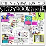 Storybook Math: Unit 5 Subtraction to 10 (Kindergarten)
