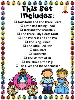 Storybook Picture Writing Prompts Kinder - 2nd Grade