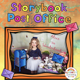 Storybook Post Office: Alice in Wonderland