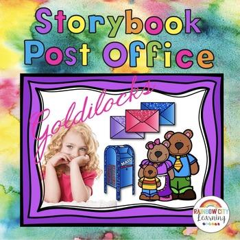 Storybook Post Office: Goldilocks
