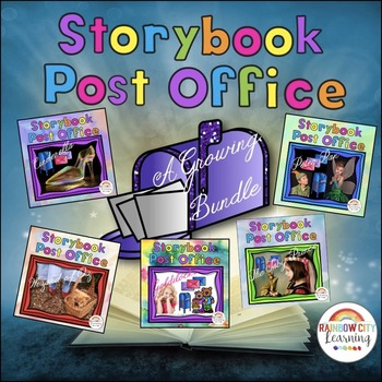 Storybook Post Office: Growing Bundle