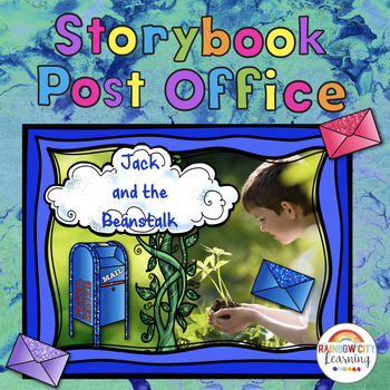 Storybook Post Office: Jack and the Beanstalk