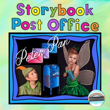 Storybook Post Office: Peter Pan