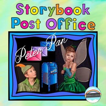 Storybook Post Office: Peter Pan
