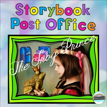 Storybook Post Office: The Frog Prince