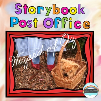 Storybook Post Office: The Wizard of Oz