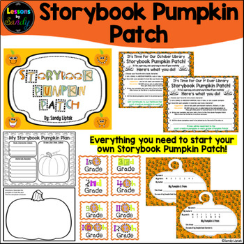 Storybook Pumpkin Patch