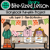 Storybook Pumpkin Patch - Book Character Pumpkins with Super 3