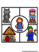 Storybook Puzzles  (Set of 12 Puzzles)