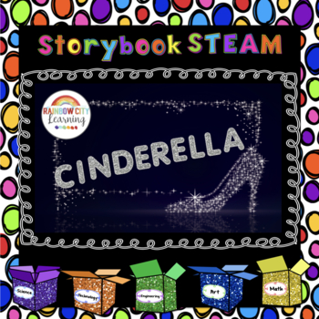 Storybook STEAM: Cinderella