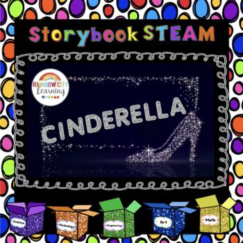 Storybook STEAM: Cinderella