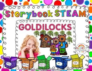 Storybook STEAM: Goldilocks