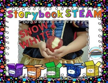 Storybook STEAM: Snow White