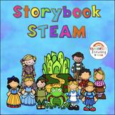 Storybook STEM/STEAM Bundle for Grades 3,4, and 5