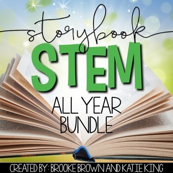 Storybook STEM {All Year Growing BUNDLE!}