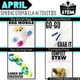 Storybook STEM {April}