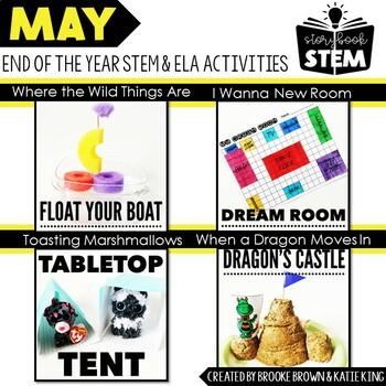 Storybook STEM {May}