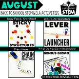 Storybook STEM {August}