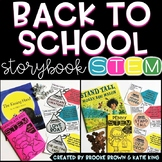 Storybook STEM {Back to School Edition}
