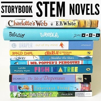 Storybook STEM Novels BUNDLE