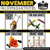 Storybook STEM {November}