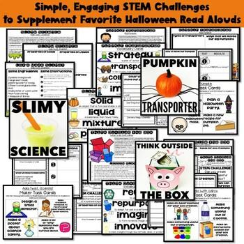 Storybook STEM {October}