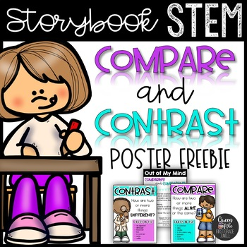 Storybook STEM: Out of My Mind Freebie