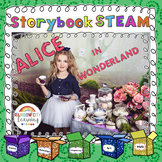 Storybook STEM/STEAM Alice in Wonderland