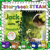 Storybook STEM/STEAM Jack and the Beanstalk