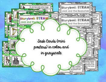 Storybook STEM/STEAM Jack and the Beanstalk