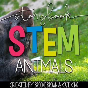 Storybook STEM Science {ANIMALS}