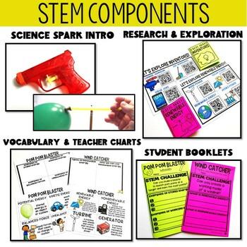 Storybook STEM Science {ENGINEERING}