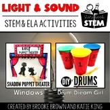 Storybook STEM Science {LIGHT & SOUND}