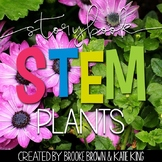 Storybook STEM Science {PLANTS}