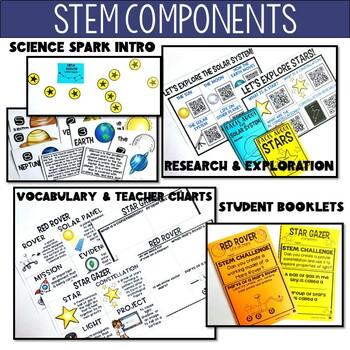 Storybook STEM Science {SPACE}