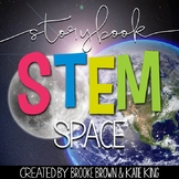 Storybook STEM Science {SPACE}