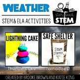 Storybook STEM Science {WEATHER}