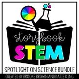Storybook STEM: Spotlight on Science {GROWING BUNDLE}