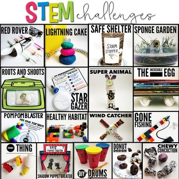 Storybook STEM: Spotlight on Science BUNDLE