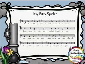Storybook Series - {BUNDLE 2} Twinkle Twinkle, IB Spider, Baa Baa Black Sheep