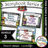 Storybook Series - {BUNDLE 3} Rain, Rain, The Muffin Man,