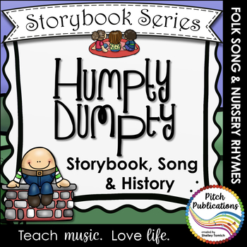 Storybook Series - Humpty Dumpty - Nursery Rhyme / Folk Song