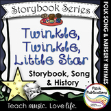 Storybook Series - Twinkle, Twinkle, Little Star - Nursery